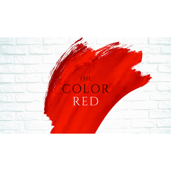 The Color Red Project