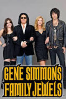 Gene Simmons Family Jewels: Raw & Uncut
