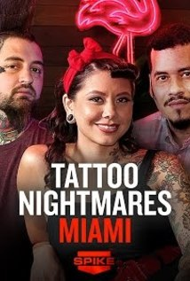 Tattoo Nightmares Miami