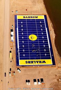 Football Town: Barrow, Alaska