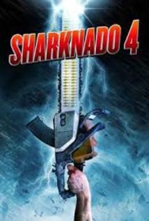 Sharknado: The 4th Awakens!
