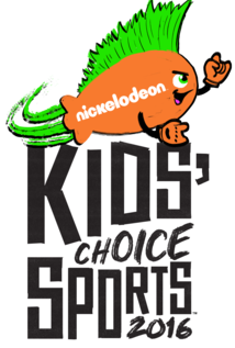 Nickelodeon's Kids Choice Sports 2016