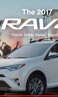 "Toyota Rav 4 ""In the Air"""