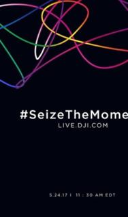 #SeizeTheMoment, DJI