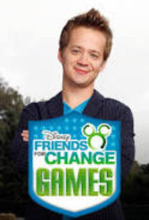 Disney Friends For Change Games