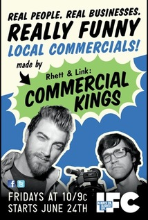 Rhett & Link: Commercial Kings
