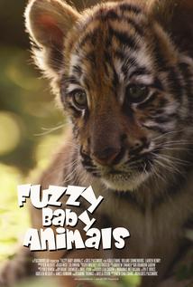Fuzzy Baby Animals 3D