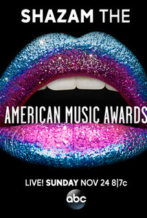 American Music Awards 2013 - Shazam Content/Experience